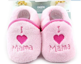 Wholesale Winter High Quality Infant Baby Shoes M Newborn First Walker Shoe Toddler Baby s Boy Girl Shoes Cotton Boots QZ436