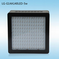 full spectrum 700w Square 2014 Mar II 700W Led Grow Plant Light 5 Watt Led Lamp Panel For Plant Veg Flower Bloom