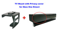 Wholesale TV Mount with Privacy cover for Xbox One Kinect