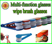 Wholesale Multifunctional carry lenses clean wipe clean glasses replace of glasses cloth