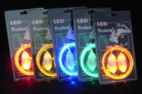 Wholesale glowing led shoelace LED latchet flash flashing shoelace