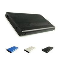 "40GB - 160GB 2.5'' 4200 S9Q 2.5"" Sata to USB 2.0 IDE Hard Disk Drive CADDY HDD Case External Enclosure AAAAMJ"