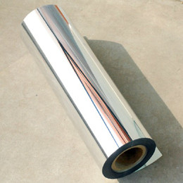 Wholesale Reflective Solar Film Light Heater Film Self Adhesive Mylar Mirror contact paper