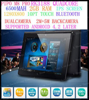 Wholesale PIPO M8 pro tablet pc quot IPS android RK3188 quadcore GB MP Camera Bluetooth OTG HDMI GB RAM
