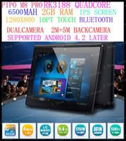 Quad Core pipo m8 pro - PIPO M8 pro tablet pc quot IPS android RK3188 quadcore GB MP Camera Bluetooth OTG HDMI GB RAM