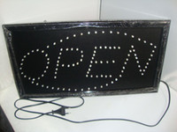 Wholesale LED Open sign Open LED sign from churchill s store