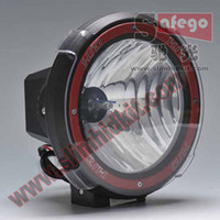 Wholesale fast shipping AC12V W inch quot HID Xenon work light xenon HID Offroad off road Driving lights Spot Flood beam fog light SUV ATV WD X4