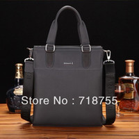 Wholesale new arrival british style man bag fashion leather bags High quality men travel bags Cheap totes Handbags
