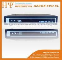 Wholesale AZ America Digital Satellite Receiver Azbox EVO XL dvb s satelltie receiver FTA dvb set top box for South America Market
