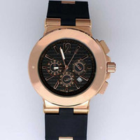 Wholesale hot sale BI006 New fashion Luxury quartz best quality gold edge men watch new fashion rubber belt sport wrist watches