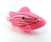 Wholesale clownfish machines swimming fish super cute toy clown fish electronic pet fish YJ