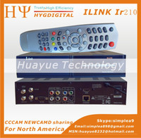 Wholesale ilink IR210 HD with HDMI port satellite receiver for USA Mexico Puerto Rico Canada
