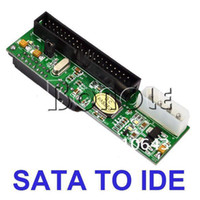 "250# ATA 100/133 IDE Guangdong, China (Mainland) Holiday Sale! New 2.5"" 3.5"" Drive SATA to IDE ATA Converter Adapter Card 250"