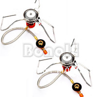 Wholesale Picnic Camping Stove Gas Powered Cookout Butane Burner Portable Outdoor Picnic Stove