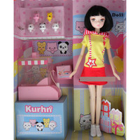 Wholesale CM Kurhn Doll Chinese Doll Princess Doll Fashion Doll Girls Toys