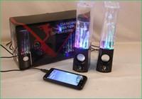 water speakers - Dancing Water Speaker Active Portable Mini USB LED Light Speaker For PC MP3 MP4 PSP