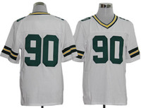 Wholesale 2014 Cheap Elite Jerseys Dark Green Packers white Best Relaxing Mens Sportswear New Season American Football