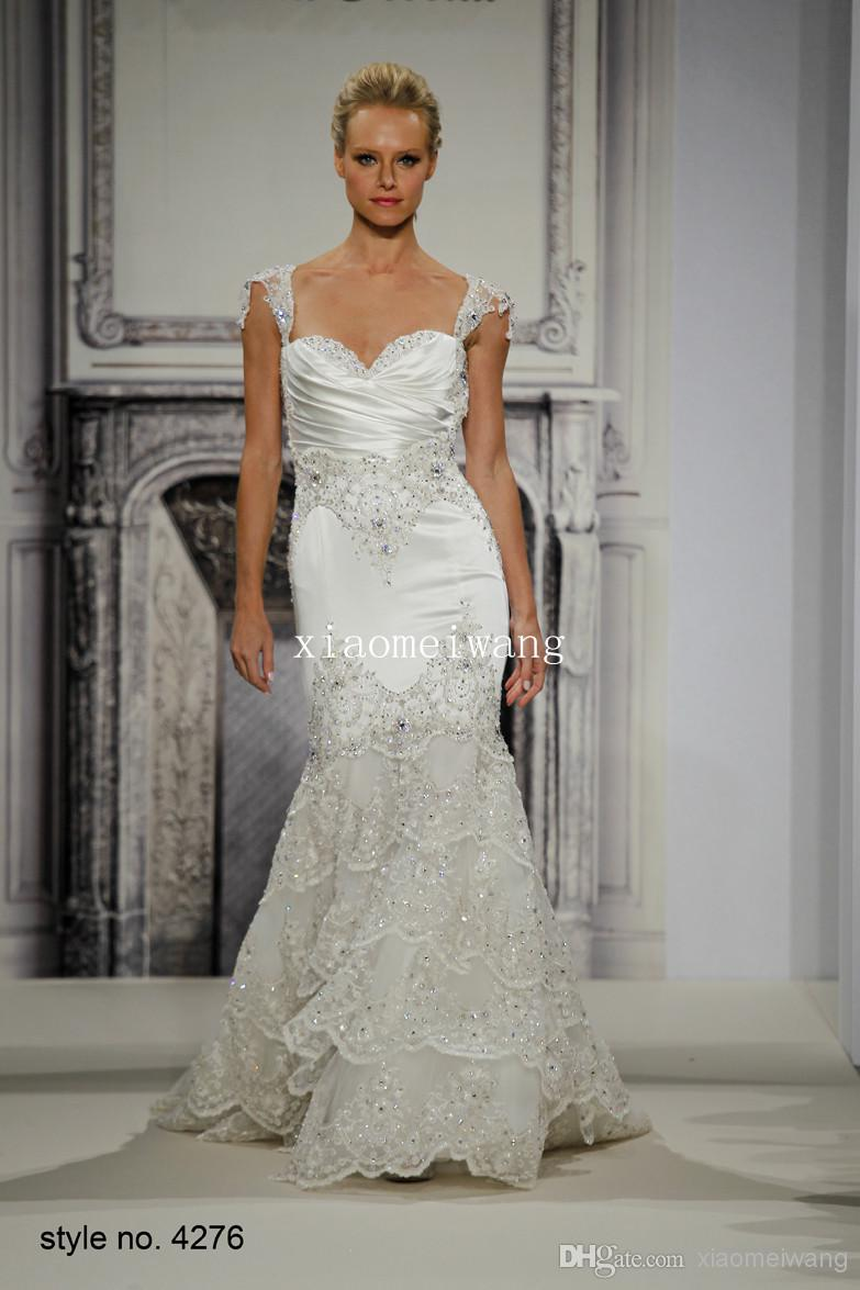 2014 pnina tornai 4276 sweetheart cap shoulder manual nail