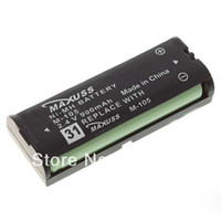 Wholesale 2 V mAh Replacement Battery For Panasonic HHR P105