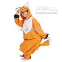 Wholesale Anime Pajamas Animal Pyjamas Cosplay Party Costume Fancy Dress fox