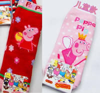 Wholesale Peppa Pig Cartoon Children Girls Socks For yr yrs New Arrival