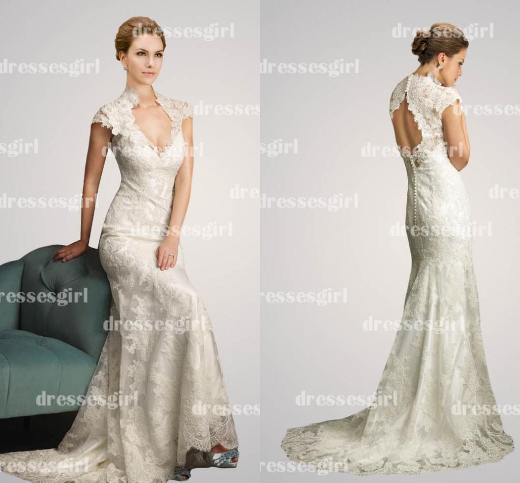 V Neck Collar Dress Images