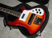 Wholesale 4003 Bass NEW Strings Bass Guitar Cherry burst Bass Guitar