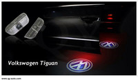 Wholesale volkswagen tiguan door car led light car accessories sest easy operation long life span