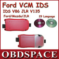 Wholesale FORD VCM IDS V86 JLR V135 Ford Mazda Languages VCM Scanner hot sale now