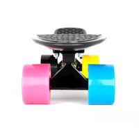 "Cheap Wholesale - LEADER R Penny skateboard longboard 22"" Penny 2013 Range Nickel Skateboard Cruiser min colour complete plastic skateboard"