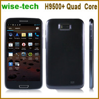 "5.3 Android 1G free shipping singapore post ! 5.3"" Hero H9500+ Quad Core phone MTK6589 1GB RAM Android 4.1 OS emma"