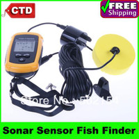 Wholesale High quality Innovative Portable Fish Finder m Sonar Sensor Fish Finder Alarm Beam Transducer