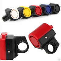 Wholesale HE colors New bicycle bell Bicycle electronic horn bicycle accessories bicycle bell Horn Loud Whole sale Hot sale