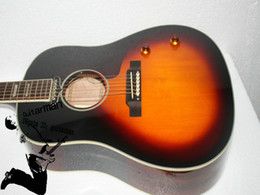 Stock Guitar On sale Acoustic Electric Guitar 160EQ Vintage Free shipping