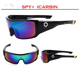 Wholesale Men s Sunglasses Colorful Mirror Surface Men s Cycling Sports Sun glasses Icarbine Women s Eyeglasses Retail Summer