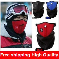 Wholesale New Bicycle Winter Ski snow neck warmer face mask helmet for Skate Bike Motorcycle worldwide