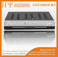 Receivers DVB-S  Linux enigma 2 cloud ibox COCOBOX M3 Mini Vu solo COCOBOX M3 Vu solo COCOBOX M3 Free shipping