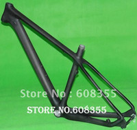 Wholesale Full Carbon Matt Matte er MTB Mountain Bike Bicycle ER quot Frame BB30 Headset
