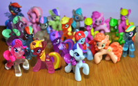 Wholesale PVC My little pony Loose Action Figures toy CM
