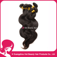 Wholesale Retail price A Mix Length pc Brazilian virgin Remy Hair Weft Weave Body Wave human hair color b