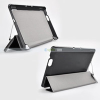 Wholesale New Arrival Amazon Kindle Fire HDX Multi folding protective Tablets e Books Leather Case cover