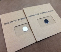 Wholesale Decorated Aluminum Button Replacement Home Button With Metal Ring for iPhone S Colors