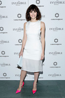new york dresses - Party Celebrity Dresses Actress Felicity Jones The Invisible Woman New York Premiere