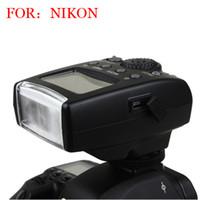 Precio de Meike flash de la cámara-Meike MK-300 i-TTL Flash Speedlite USB para cámara Nikon D7100 D5200 D600 SB-400