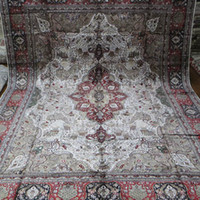 Wholesale 10 x14 Handmade Silk Carpets Persian Rugs A10x14