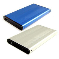 "40GB - 160GB 2.5'' 4200 S5Q 2.5"" Sata to USB 2.0 Hard Disk Drive CADDY HDD Case External Enclosure AAAAMJ"