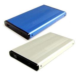 Una caja portadiscos disco en Línea-S5Q 2,5 & quot; SATA a USB 2.0 disco duro CADDY HDD caso AAAAMJ carcasa externa