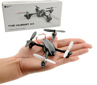 Wholesale Hubsan X4 Ver H107L CH With LED Light Micro Drone RC Quadcopter Helicopter