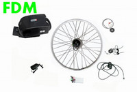 Wholesale electric bike kit with V frog battery LED display
