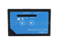Cheap Testers & Measurements diamond tester selector Best Jewelry Tools & Equipments Blue diamond selector tester
